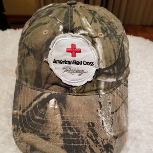 Other - American Red Cross Racing Camo  Adjustable